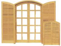 Porta Balcão Vidros Grandes